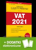 VAT 2021. Podatki część 2