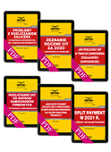 Pakiet ebooków - Aktualne tematy podatkowe 2021
