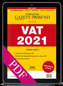 VAT 2021. Podatki część 2 (PDF)